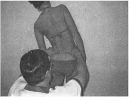 флексионный тест в остеопатии